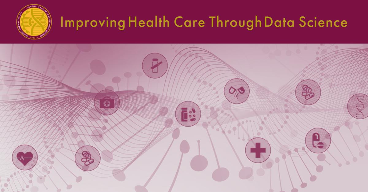 improving health care through data science